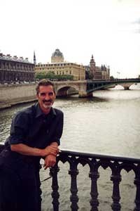 Francesco Saverio ALESSIO in Paris, 2002